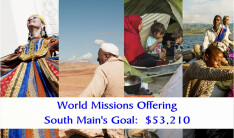World Missions Offering