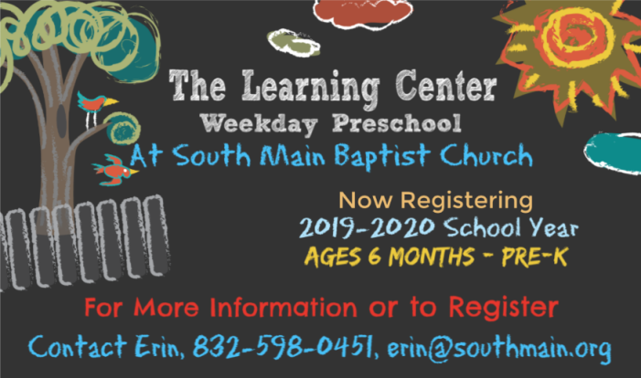 Learning Center 2019-20 Enrollment
