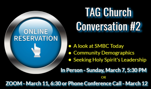 Reservation for TAG Conversation